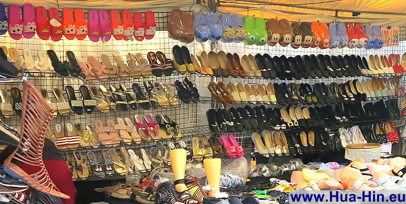 Buy cheap shoes Grand Market Hua Hin
