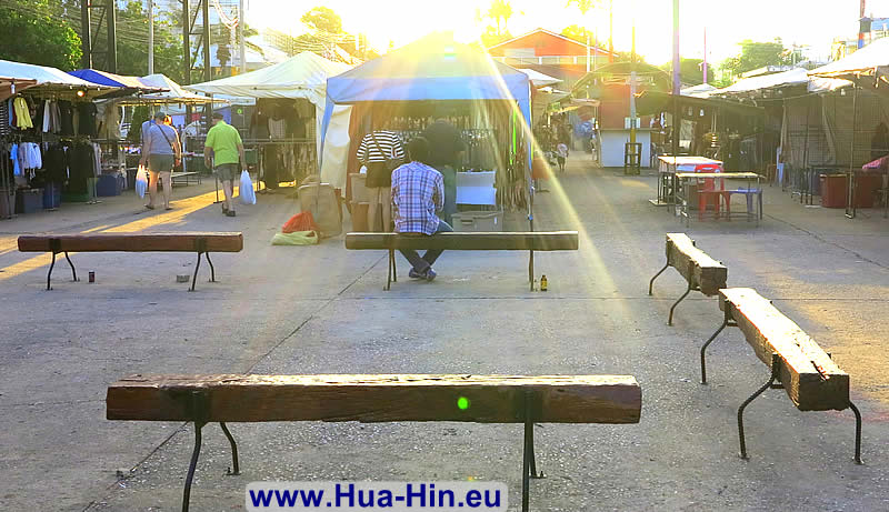 Sunset Grand Market in Hua Hin