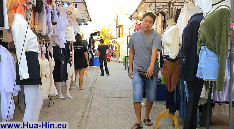 Shopping Grand Market Hua Hin