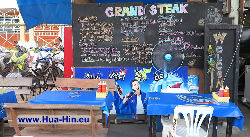 Grand Steak Grand Market Hua Hin